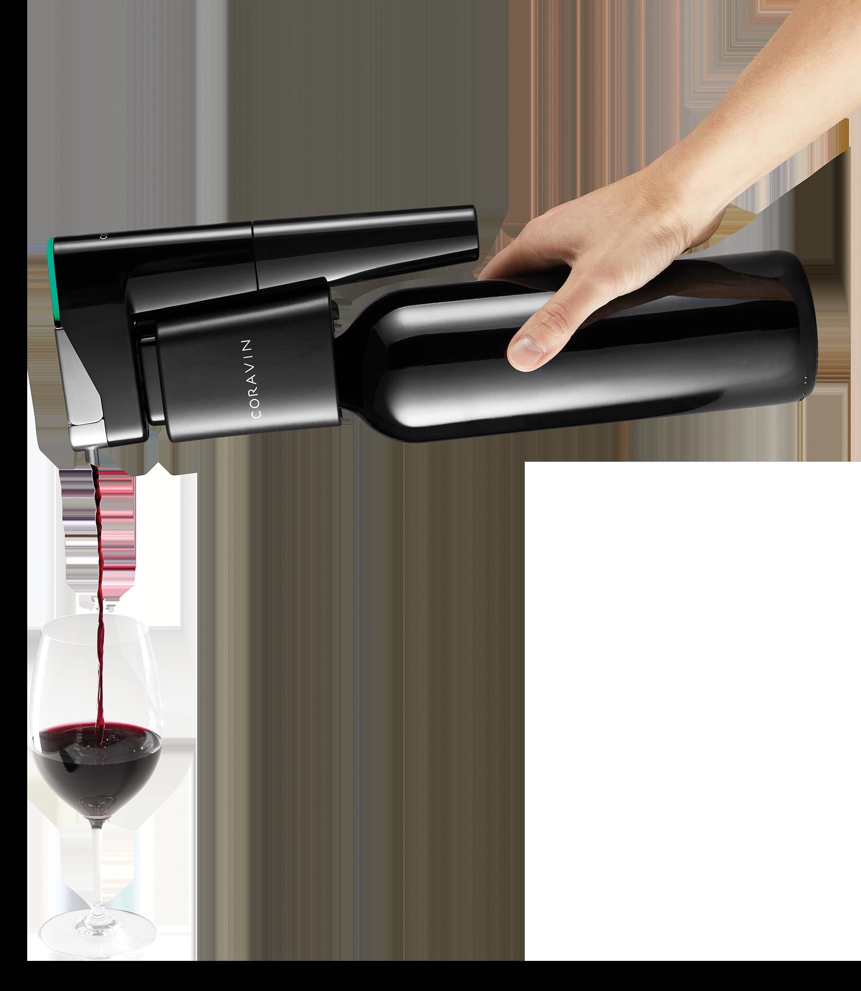Coravin Pouring WHITE Small CMYK